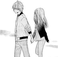 #manga #shoujo #anime couple