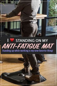 Get the true benefit of standing! Chronic Fatigue, Chronic Illness, Chronic Pain, Fibromyalgia, Holistic Practitioner, Bad Knees, Invisible Illness, Best Blogs, Sciatica