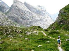Descending the Arcelin Valley back to Pralognan la Vanoise