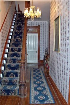 Grand staircase (Click to Close)