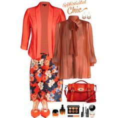 Sophisticated Chic by dreamfashionjewelry on Polyvore featuring polyvore, fashion, style, Zimmermann, City Chic, J.Crew, Christian Louboutin, Mulberry, ULTA and Clinique
