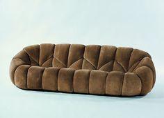 56 Beautiful DIY Sofa Design Ideas - Home-dsgn Unique Furniture, Sofa Furniture, Luxury Furniture, Vintage Furniture, Living Room Furniture, Furniture Design, Wooden Furniture, Furniture Makeover, Outdoor Furniture