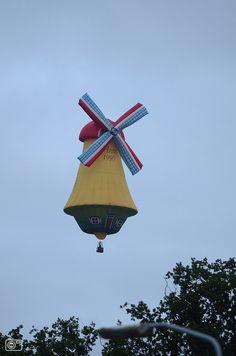 Windmill Hot Air Balloon.....love it!!