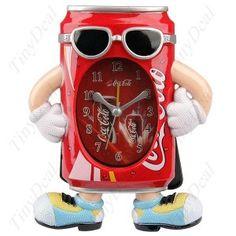 コカコーラの時計ですっ!