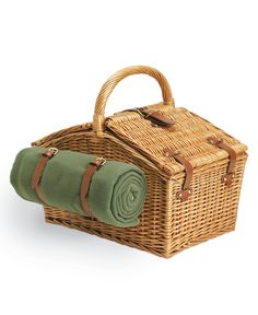 Picnic Time Somerset Picnic Basket - Collections - For The Home - Macy's