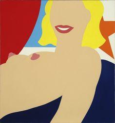 Tom Wesselmann, The Great American Nude, 1965