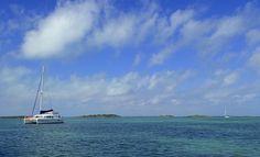 Ahhh sailing the Abacos... #ucbahamas