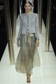 Armani Prive Spring 2015 couture