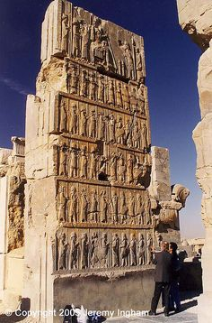 Interesting Persepolis - http://www.travelandtransitions.com/destinations/destination-advice/asia/