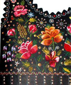 Book Polish Folk Embroidery Costume Ethnic Dress Lace Poland Regional Fashion | eBay