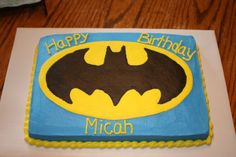 batman cakes | ... buttercream...thanks to all other batman cakes on CC for inspiration