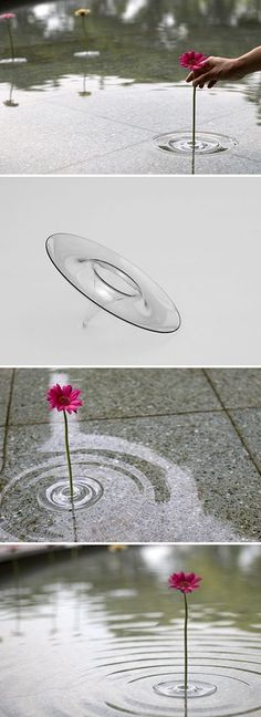 Japanese Floating Vase #product_design