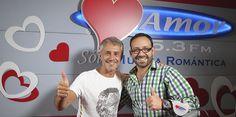 Sergio Dalma en entrevista con Everardo Camacho