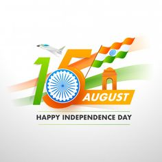 independence day quotes and images. Best Independence Day Quotes, Independence Day Poster, Happy Independence Day India, Patriotic Background, Republic Day Indian, Festival Background, Indian Flag, Free Vector Illustration, Poster Design Inspiration
