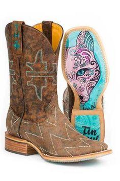 Tin+Haul+Zig+Zag+Boots+Urban+
