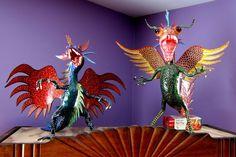 Art of Mexico - sculptures