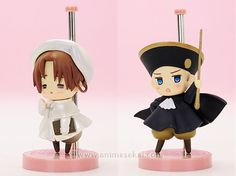 Chibi Italy and Holy Roman Empire Figure SECRET Set - Hetalia One Coin Grande Figure Collection #2