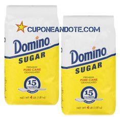 azucar domino Consigue la Azucar Domino a $1.62 en Walgreens