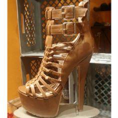 ZiGiny Aribella Platform Sandal Pumps
