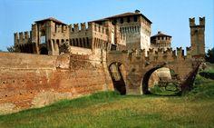 Soncino castle by Sergiba on DeviantArt