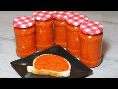 Hot Sauce Bottles, Food And Drink, Make It Yourself, Youtube, Marmalade, Preserves, Spreads
