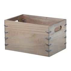 Explore our great range of boxes, baskets & other storage solutions for the home, office & bathroom. Wooden Storage Boxes, Wooden Boxes, Office Bathroom, Storage Solutions, Storage Chest, Gift Ideas, Grey, Furniture, Home Decor