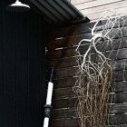 Bath: Factory Windows as Shower Enclosures: Remodelista