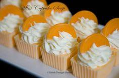 Mini cupcake soap Shei Design Studio