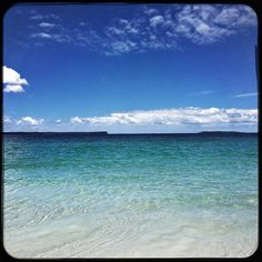 Colours of the day: blue  white. #jervisbay #swim #summer #sunshine #soultravels #outdoorgirl #adventuregirl #mindful