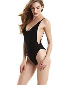 New 2016 Micro Mini Thong Swimsuit Black Bathing Suits Matte Leather One Piece Swimwear Maillot De Bain Women Bodysuit Sales Of Quality Assurance Luggage & Bags