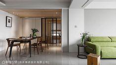 共禾築研設計有限公司 沙發背牆