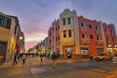Gorgeous colonial architecture in Trujillo, Peru Places Around The World, Oh The Places You'll Go, Places To Visit, Around The Worlds, Bolivia, Ecuador, Trujillo Peru, Costa, Exotic Beaches