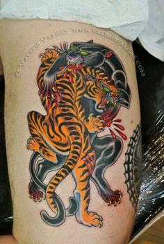 Tatuajes de tigres las mejores fotos de la web!