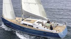 HANSE 540   Daily : 2 Crew / Weekly : 1 Skipper Cruising Speed: 8 Knots Length: 16.10 meters Draft: 2.79 meters / Beam: 4.90 meters Fuel Consumption: 10-12 liters / hour Water Tank: 600 Liters Fuel capacity: 600 Liters Engines : 1 x Volvo Penta 110 HP Electricity:  220 V