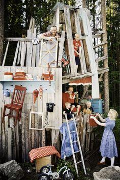 L U N D A G Å R D | inredning, familjeliv, byggnadsvård, lantliv, vintage, färg & form: Om oss