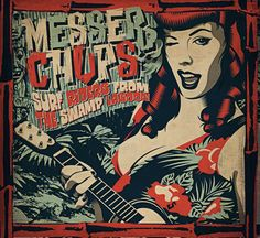Messer Chups - Surf Riders From The Swamp Lagoon (Full Album Streaming and Download) http://ift.tt/2obLHMC