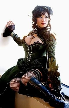SteamPunk Girl - Steampunk Girl