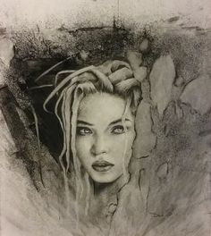 another charcoal piece