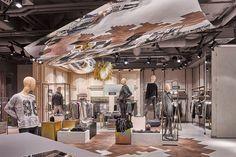 Rich & Royal store by Blocher Blocher Shops, Berlin – Germany