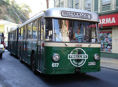 Valparaíso, Chile. Stuff To Do, Things To Do, Visit Chile, Tramway, Bus Coach, Public Transport, South America, Transportation, City