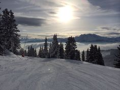 The top of Stretg, Flims
