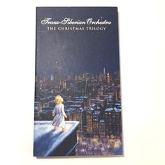 Trans Siberian Orchestra Christmas Trilogy Boxed Set 3 Cds 1 Dvd S Photos