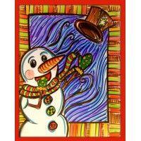 Projet pour le 2e et 3e cycle du primaire. Vous n'aurez besoin que de feutres ordinaires de couleurs. La démarche est détaillée, avec photos et la grille d'évaluation est incluse. J'ai dessiné 2 autres façcons de faire le projet, pour plus de variété. Créations Claudia Loubier, hiver Christmas Art, Winter Christmas, Xmas, Vive Le Vent, Ecole Art, Art Plastique, Popular Culture, Art School, Polar Bear