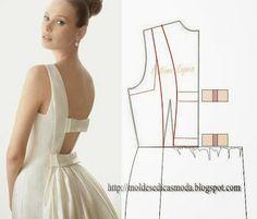 Cute Idea for Fashion Doll Dress