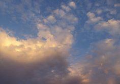 Skyscape - photo by Faith Kelley