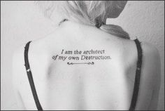 70 Best Inspirational Tattoo Quotes For Men & Women (2018) #inspirational #tattoo #tattooideas