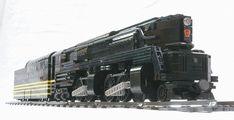 LEGO Train MOCs