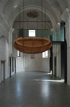 sarnico (BG), Italia  ex chiesa della madonna in nigrignano  sala polivalente  DEP STUDIO, GUALTIERO OBERTI