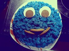 Tía Keko: Tarta del monstruo de las galletas