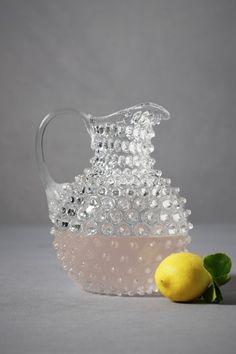 glass pitcher by ~joanne~